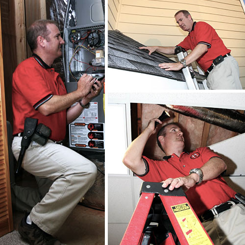 Metro Atlanta home inspector Hank Spinnler